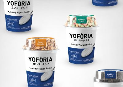 Yoforia Crunch & Creamy