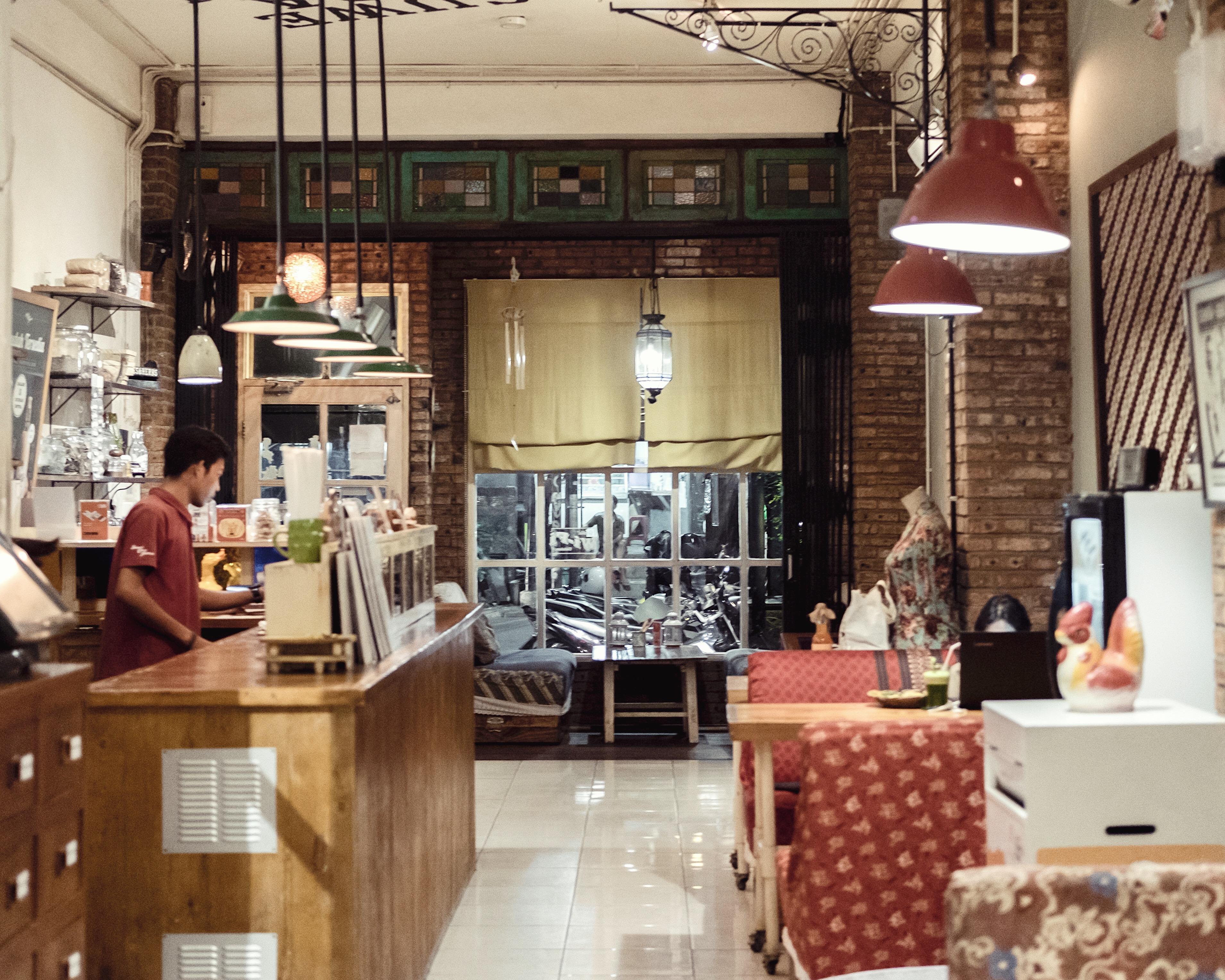 Tasted : Modern Touch of Indonesian Jamu : Suwe Ora Jamu, Jakarta