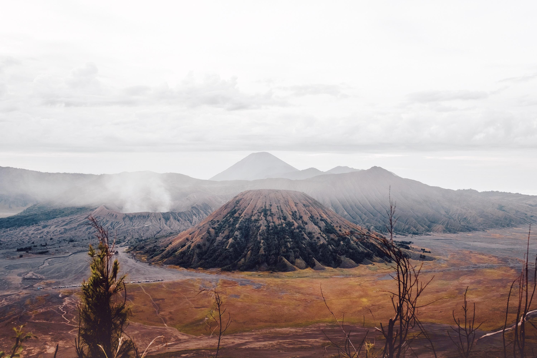 Into the Mountain: Bromo